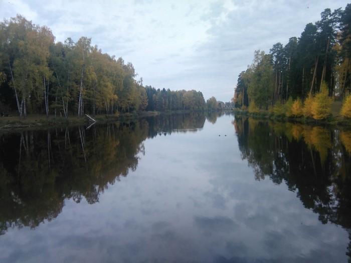 Осенняя р.Запрудка