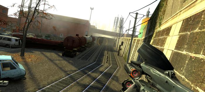 Мод превращает Half-Life 2 в Titanfall 2 Half-Life 2, Игры, Модификации, Titanfall 2, Видео