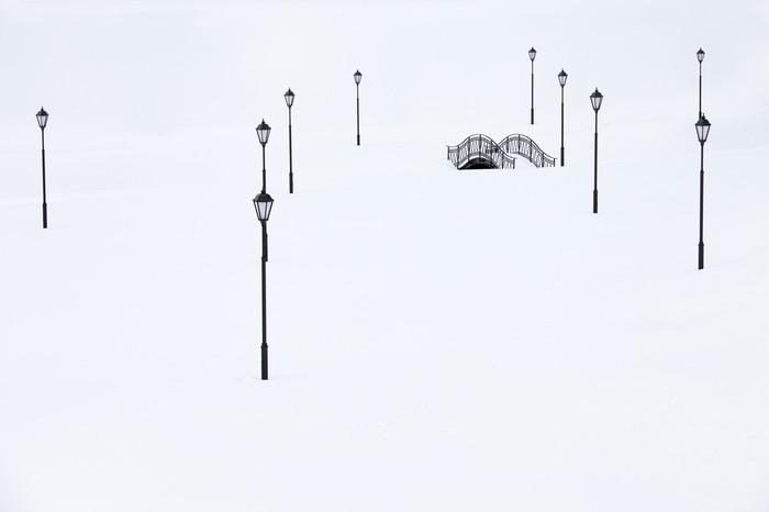 Зимний минимализм.
