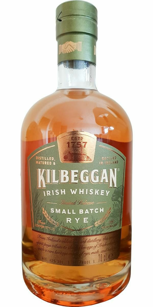 Kilbeggan small batch rye. Ирландский виски, Виски, Алкоголь, Текст, Длиннопост, Выбор напитка