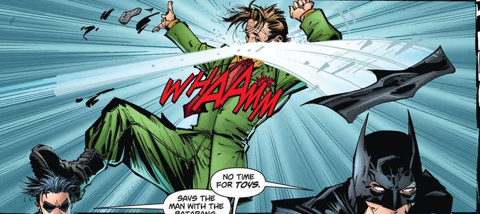 Потому что он Бэтмэн, ч.7 - Оружие Супергерои, DC Comics, Бэтмен, Оружие, Комиксы-Канон, Длиннопост