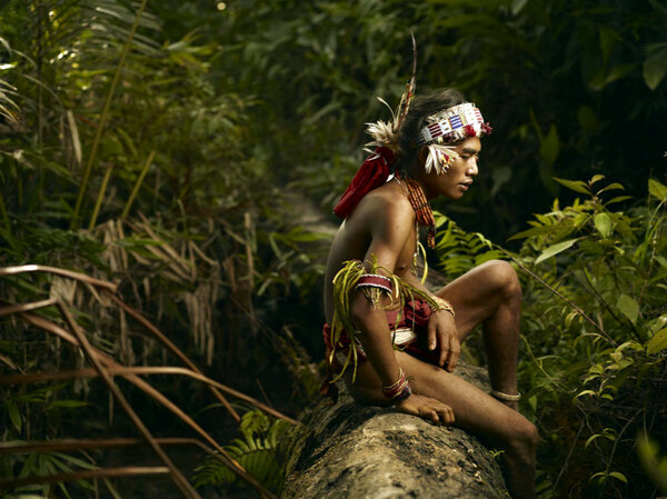 Ментавайцы: удивительное, нетронутое цивилизацией племя с акульими зубами Ментавайцы, Племена, Народ, Обряд, Ритуал, Дзен, Экватор, Видео, Длиннопост