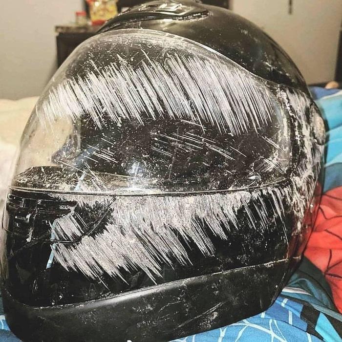 Почему нужно носить шлем