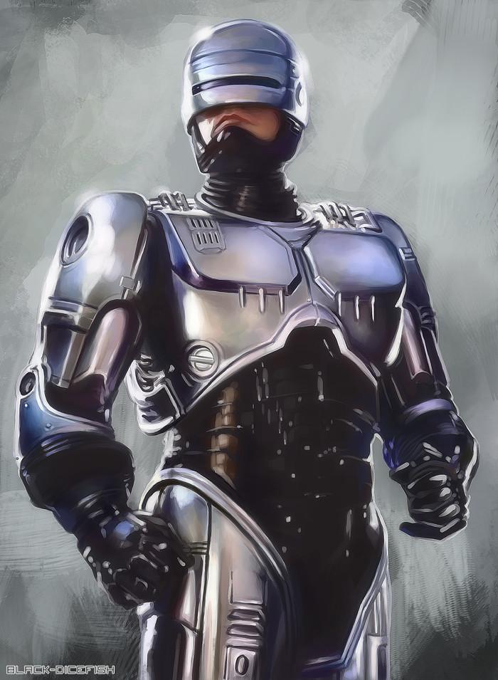 Robocop Фильмы, Фантастика, 90-е, Воспоминания, Обзор, Гик, Боевики, Видео, Длиннопост