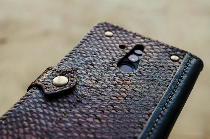 Телефонная обложка Изделия из кожи, Своими руками, Аксессуары, Рукоделие без процесса, Длиннопост