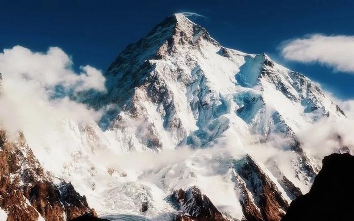 Чогори - гора смерти Гора Чогори, Горы, Интересное, Каракорум, Длиннопост, Альпинизм