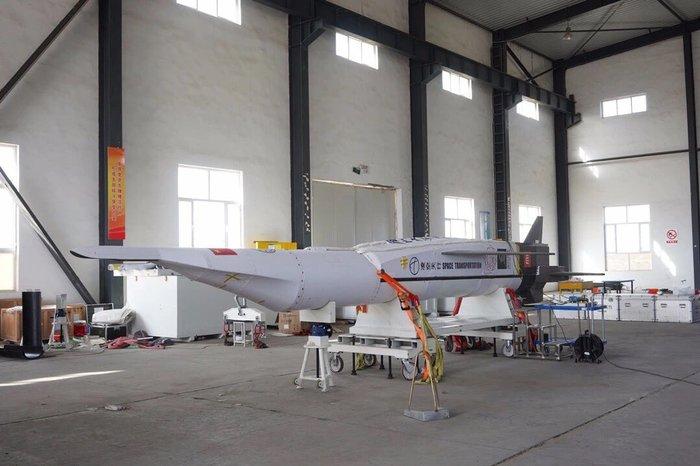 Китай впервые показал свою гиперзвуковую крылатую ракету. Китай, Гиперзвуковая ракета, Испытания, Ракета, Длиннопост