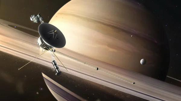 NASA получила ответ от космического корабля, который был потерян 37 лет назад Вояджер, Космос, Видео, Длиннопост