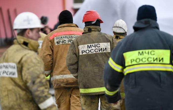 Российские спасатели направляются в ЛНР к месту ЧП на шахте Происшествие, Донбасс, Шахта, МЧС, Спасатель, ТАСС, ЛНР, Новости