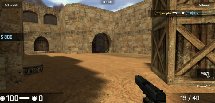Counter-Strike в браузере Браузерные игры, Онлайн-Игры, Шутер, Counter-Strike, Длиннопост