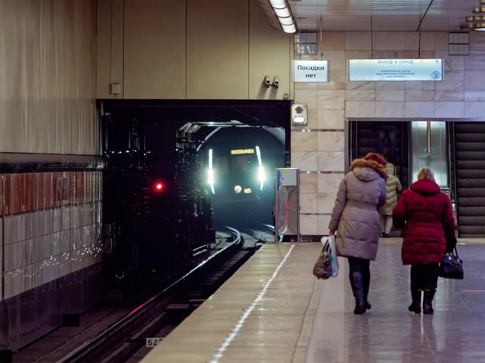 Московское метро Москва, Метро, Фотография, Длиннопост