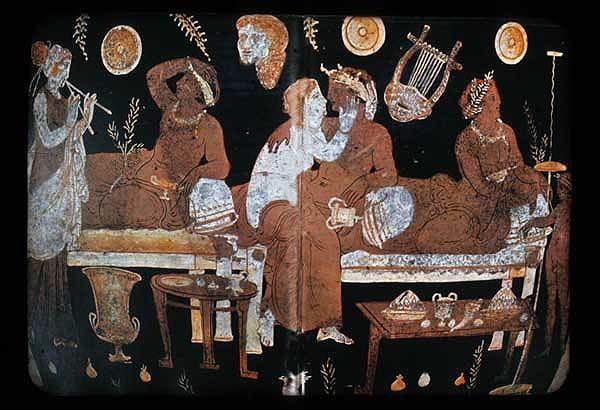 Иеродулия (священная проституция) История, Древний мир, Проституция, Длиннопост, Культ, Вавилон, Древняя греция, Древний Рим
