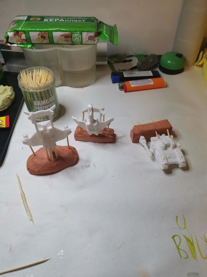 Epic в массы, домашняя попытка масштабирования. (Ч.2) Warhammer, Эпично, Armageddon, Miniature, Wh, Miniatures, Длиннопост, Hestan forge
