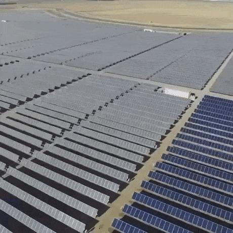 Чистка солнечных батарей