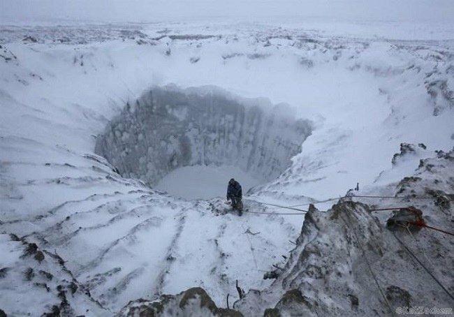 Ямальская черная дыра. Ямальская воронка Из сети, Ямальская чёрная дыра, Ямальская воронка, Интересное, Длиннопост
