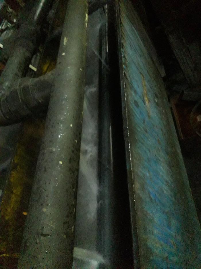 Профильная труба Работа, Длиннопост, Фото на тапок, Текст