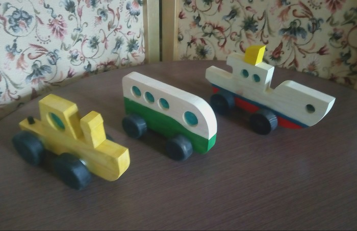 Деревянные игрушки. Изделия из дерева, Своими руками, Для маленьких, Деревянные игрушки