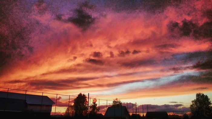 Закат Закат, Фотография, Поляны