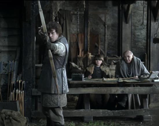 Параллель 1 и 8 сезонов: Теон и Бран