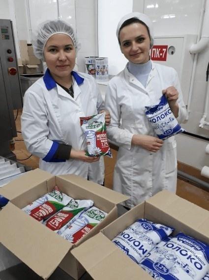 В Башкирии открыли новый молочный завод Переработка молока, Башкортостан, Малый бизнес, Россия, Производство, Российское производство, Новости