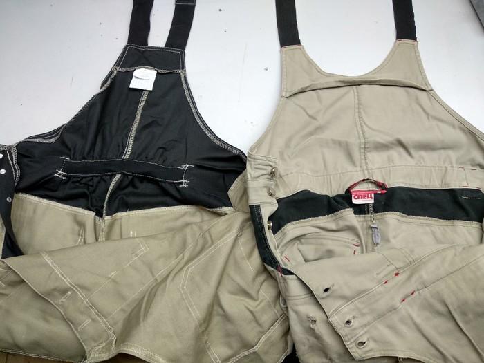 Вредные советы производителю спецодежды Одежда, Рабочая одежда, Длиннопост