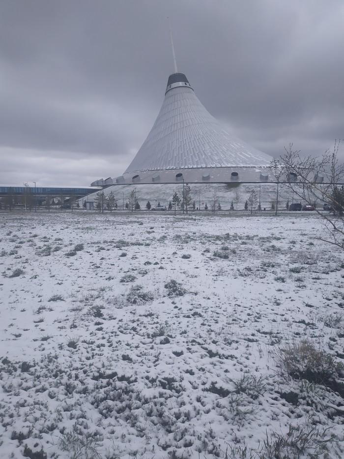 Шёл 215 день зимы Нур-Султан, Астана, Весна