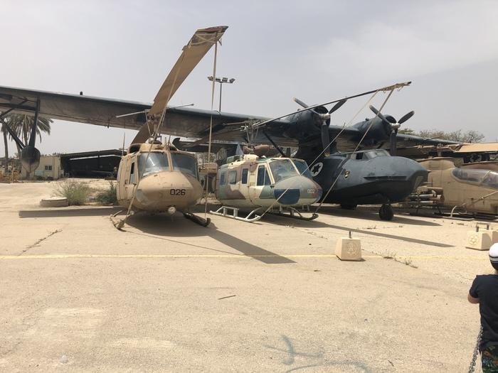 Израильский музей ВВС ч.1 ВВС, Израиль, Вертолет, Самолет, Вооружение, Длиннопост