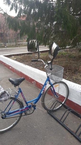 Когда заказал зеркала на али Велосипед, Зеркало, Обзор