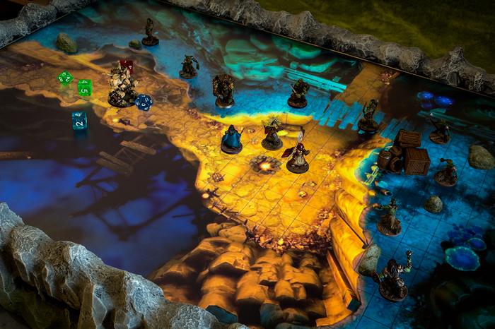 Анимированная карта для D&D, Pathfinder и других настольных ролевых игр Настольные ролевые игры, Карты, Dungeons & Dragons, Pathfinder, Видео