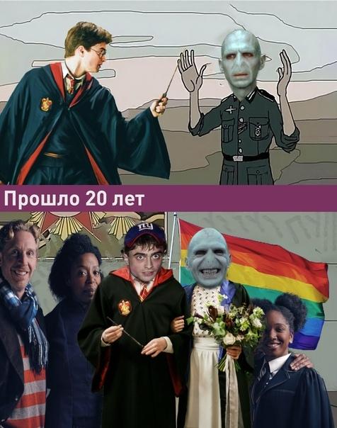 Сегодня день рождения Гарри Поттера)