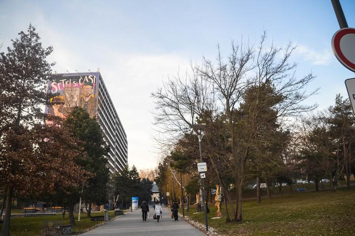 Общежитие в Словакии. Все для студентов(нет) Студенчество, Общежитие, Erasmus+, Трэш, Длиннопост