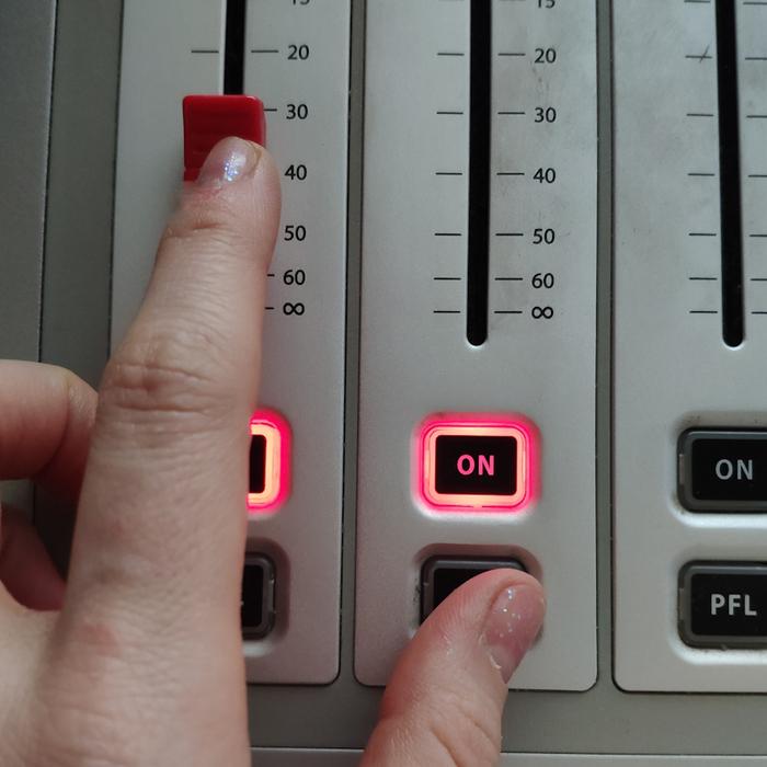 Из жизни радиоведущего Радио, Работанарадио, Профессия, Длиннопост