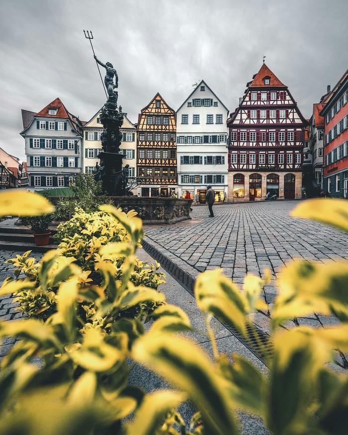 Тюбинген. Германия.