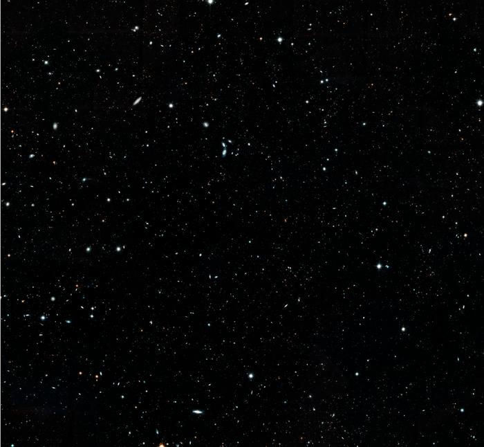 Самое детальное изображение вселенной Космос, NASA, Вселенная, Перевод, Видео