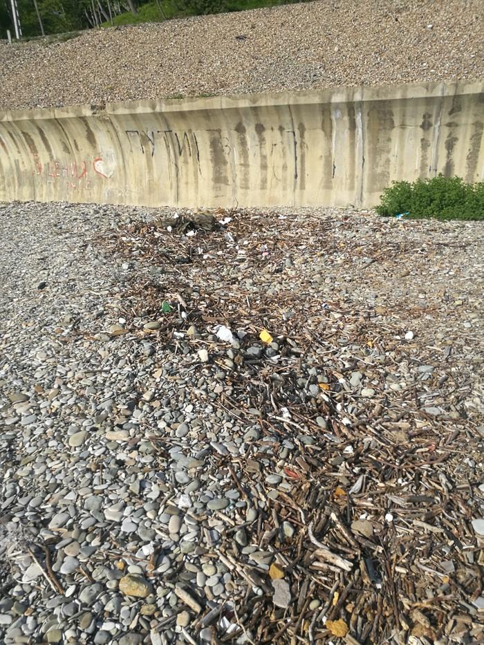 Еще раз море, пляж, мусор Лига чистомена, Пляж, Туалет, Длиннопост