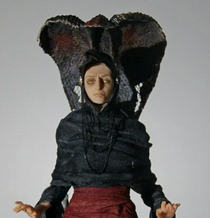 Интерьерные куклы ручной работы. Мифы древней Греции. Часть 4. Древнегреческие мифы, Интерьерная кукла, Своими руками, Геката, Длиннопост