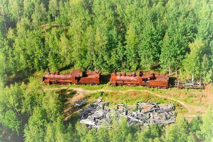 Проект Сталина: Великий северный железнодорожный путь. Сталин, Сибирь, Длиннопост, Железная Дорога, Проект