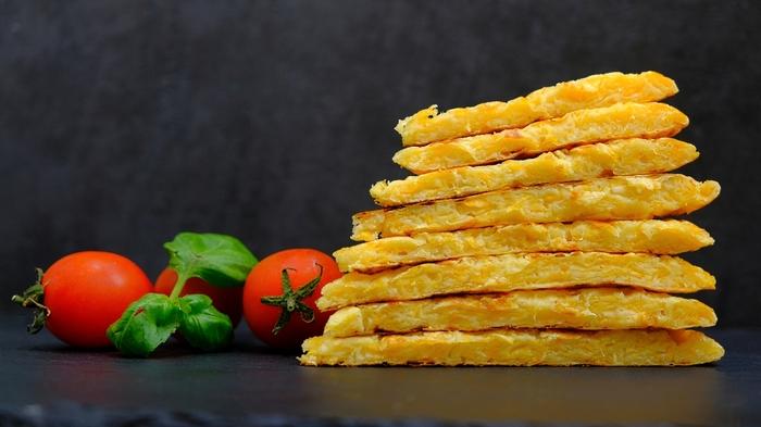 Ленивые сырные лепешки Завтрак, Рецепт, Видео, Длиннопост, Кулинария, Лепешки
