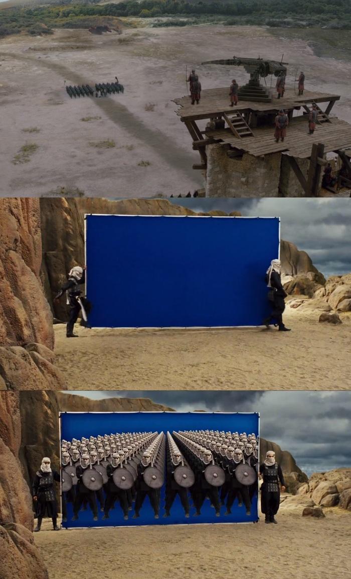 Когда пошел на штурм замка, но забыл про самое главное...