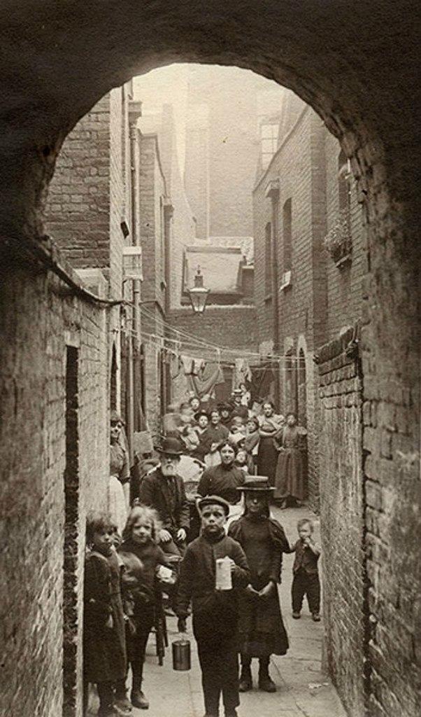 """Наглядная иллюстрация того, в насколько Золотом веке """"нефтяной цивилизации"""" мы нынче живем - (2) Великобритания, 100 лет, Энергопоток, Фотография, Люди, История, Длиннопост"""