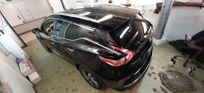 Автовинил для Nissan Murano. Матовый хамелеон. Автовинил, Nissan, Винил, Тюнинг, Стайлинг, Пленка, Москва, Хамелеон, Длиннопост