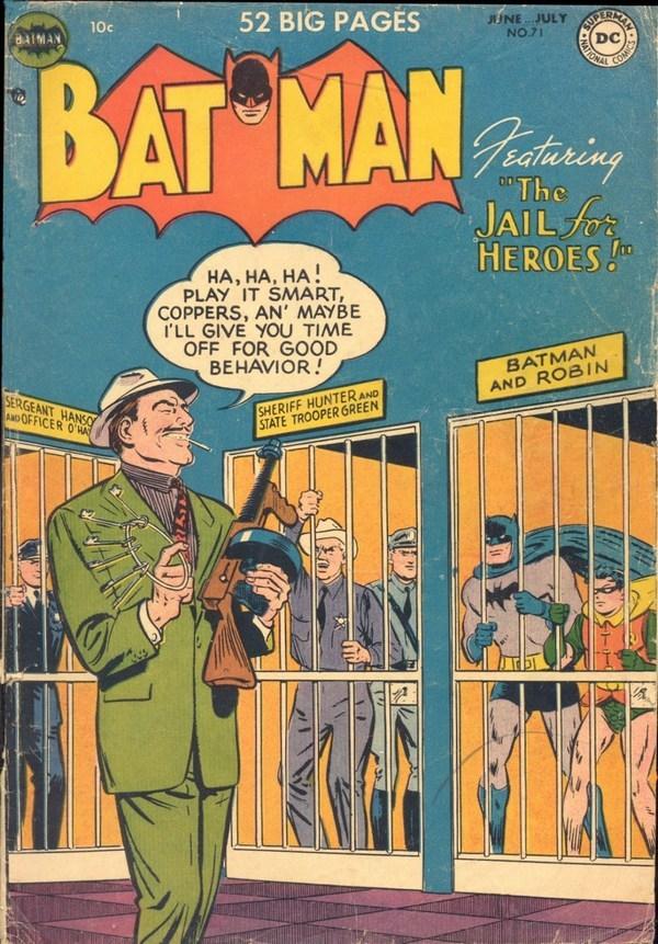 Погружаемся в комиксы: Batman #66-75 Супергерои, DC Comics, Бэтмен, Джокер, Комиксы-Канон, Длиннопост