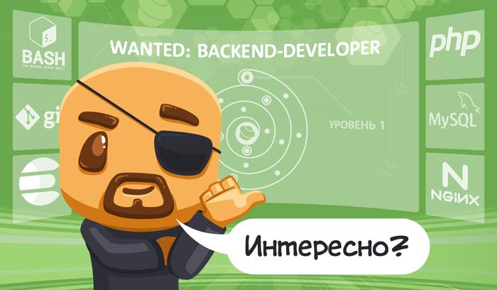 Мы ищем php-программиста