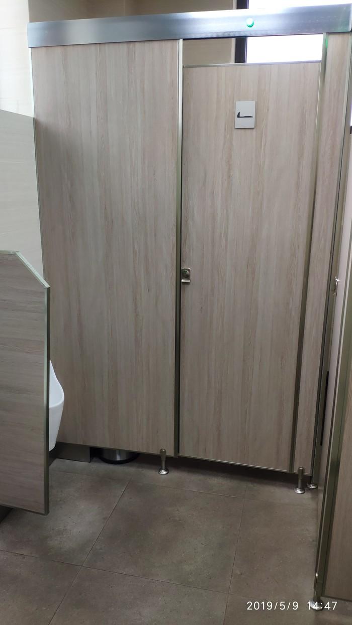 Просто уличный туалет в Шанхае Туалет, Шанхай, Чистота, Налоги, Длиннопост
