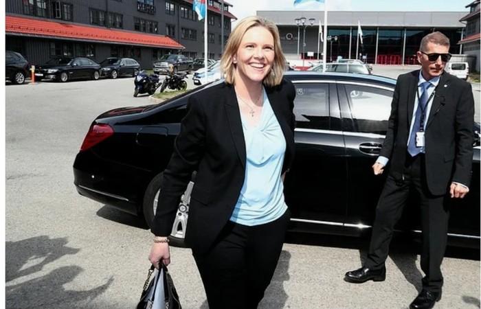 Новый министр здравоохранения Норвегии разрешила всем пить, курить и есть много мяса Норвегия, Министр здравоохранения, ЗОЖ