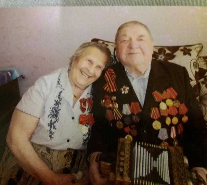 Мой дед Дед, Участники ВОВ, 9 мая