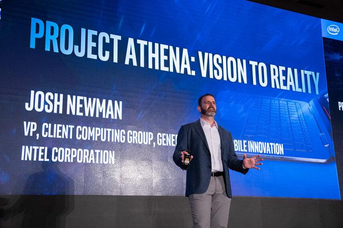 Intel анонсирует проект Афина – Современные ноутбуки Intel, Ноутбук, Компьютеры и ноутбуки, Компьютеры IT, Ноутбуки Intel, Project Athena, Athena Intel, Видео, Длиннопост