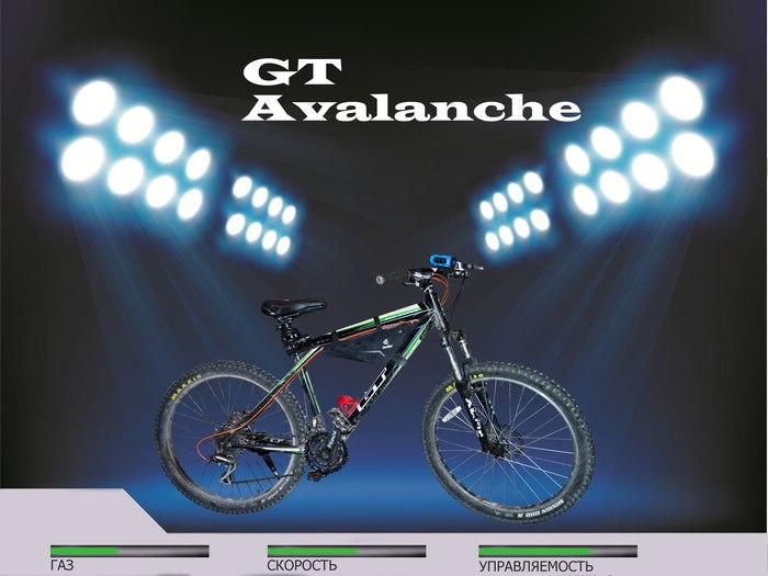 Давай меняться! Велосезон, Велосипед, Скорость, Езда на велосипеде, Уличные гонки, Разогнался, Gt Avalanche, Э рон дон дон