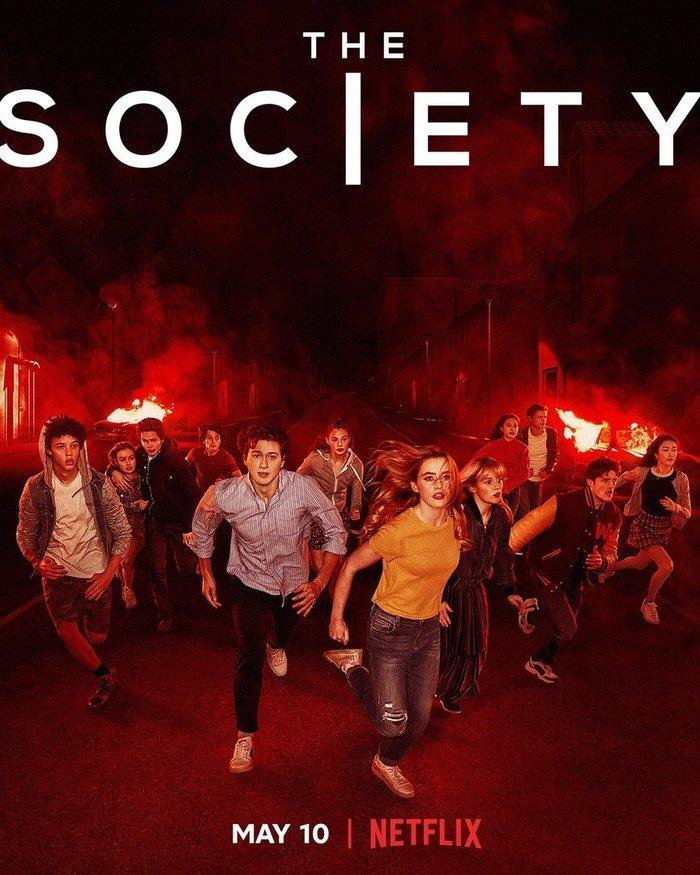 """""""Общество"""" - премьера нового сериала. Советую посмотреть, Netflix, Сериалы, Мистика, Фантастика, Драма, Выживание, Видео, Длиннопост, Общество"""