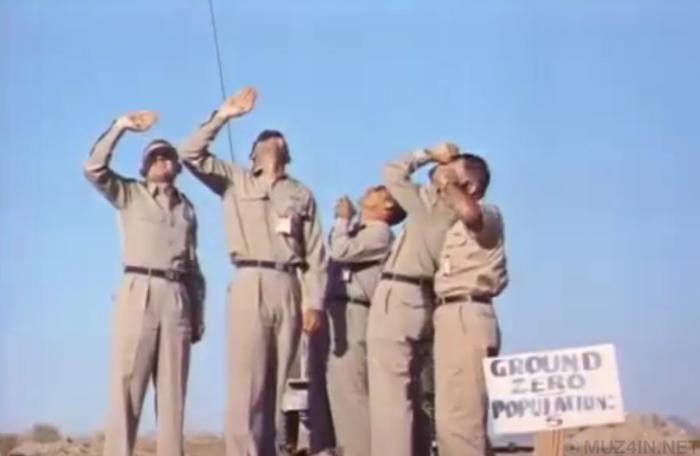 История о пяти добровольцах, которые вызвались находиться в эпицентре ядерного взрыва, чтобы посмотреть, что там произойдет Факты, Холодная война, Эпицентр, Америка, США, История, Ядерный взрыв, Длиннопост